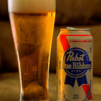 Pabst Blue Ribbon Beer History