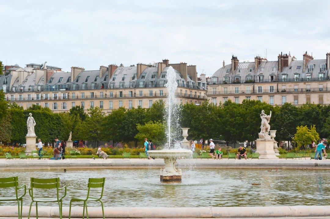 Paris Royal Palace