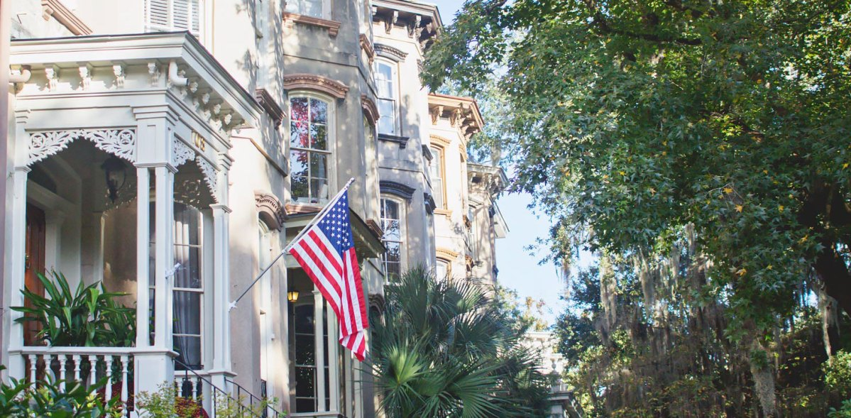 Girls' Trip: Savannah, Georgia
