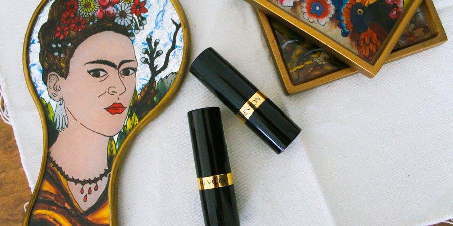 What Frida Kahlo Kept In Her Makeup Bag