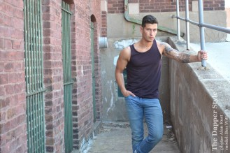 ben witte handsome male model