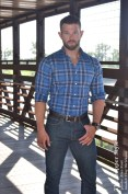 clay dirickson dapper fall plaid