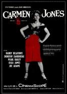 """""""Carmen Jones"""" il poster che portò Saul ai titoli di testa"""