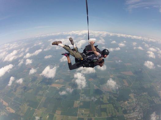 DDA Skydiving