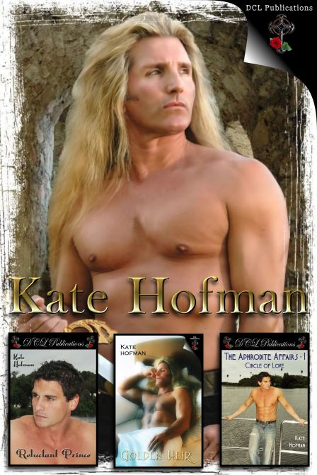 Kate Hofman Anthology 1 - 6x9
