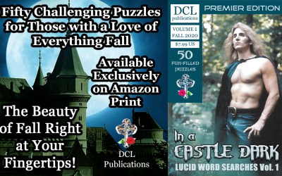 In a Castle Dark Word Searches Now Available