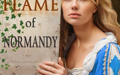 New Release: Flame of Normandy (The Comet Trilogy, Book 1) by Miriam Newman