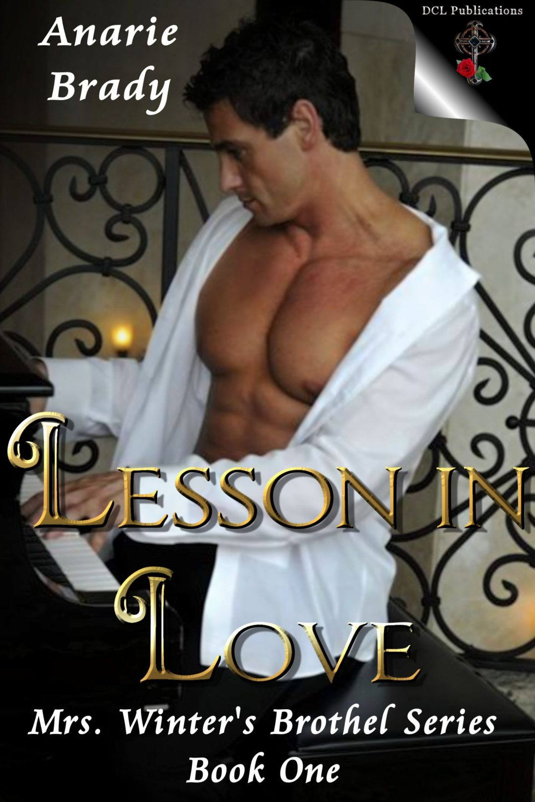 Lesson in Love by Anarie Brady