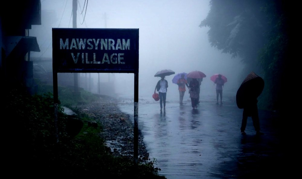 Wettest Place on Earth | The Ghost of Mawsynram