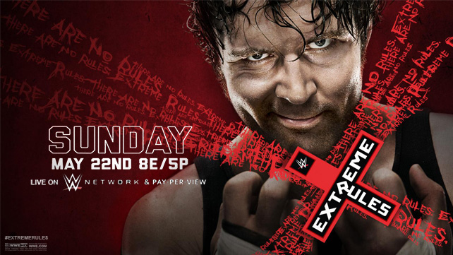 2. WWE Extreme Rules 2016