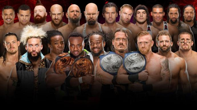 wwesurvivorseries2016_10on10tagssmatch