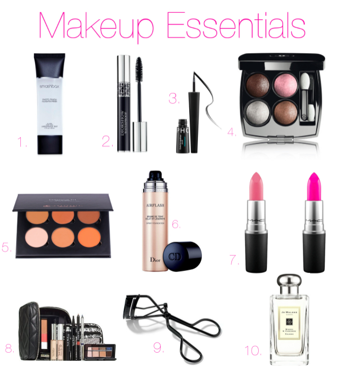Makeup Essentials