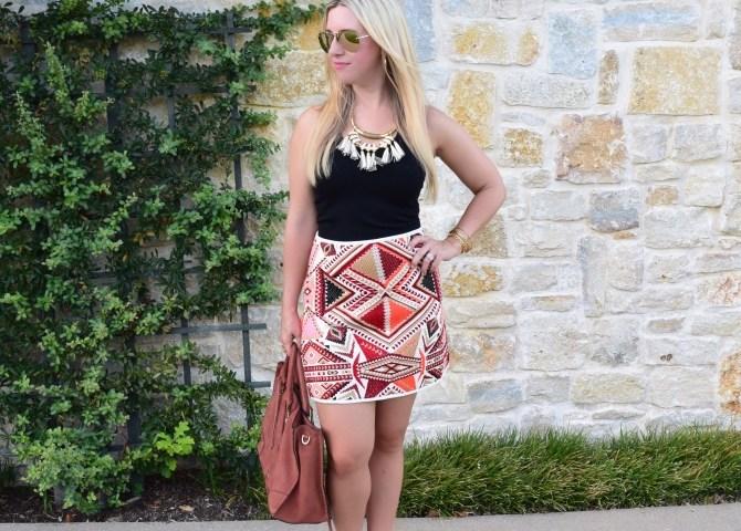 Desert Traveller Skirt