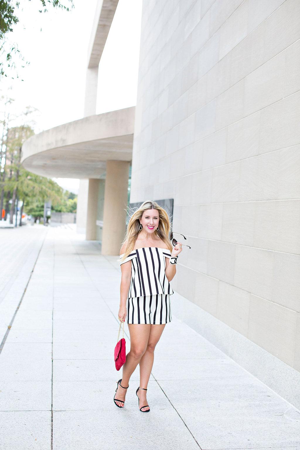 Topshop Romper - Dallas TX - Fashion Blogger - Dallas TX