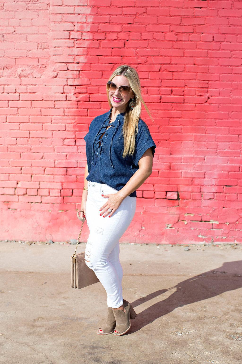 The Darling Petite Diva- Dallas Fashion Blogger