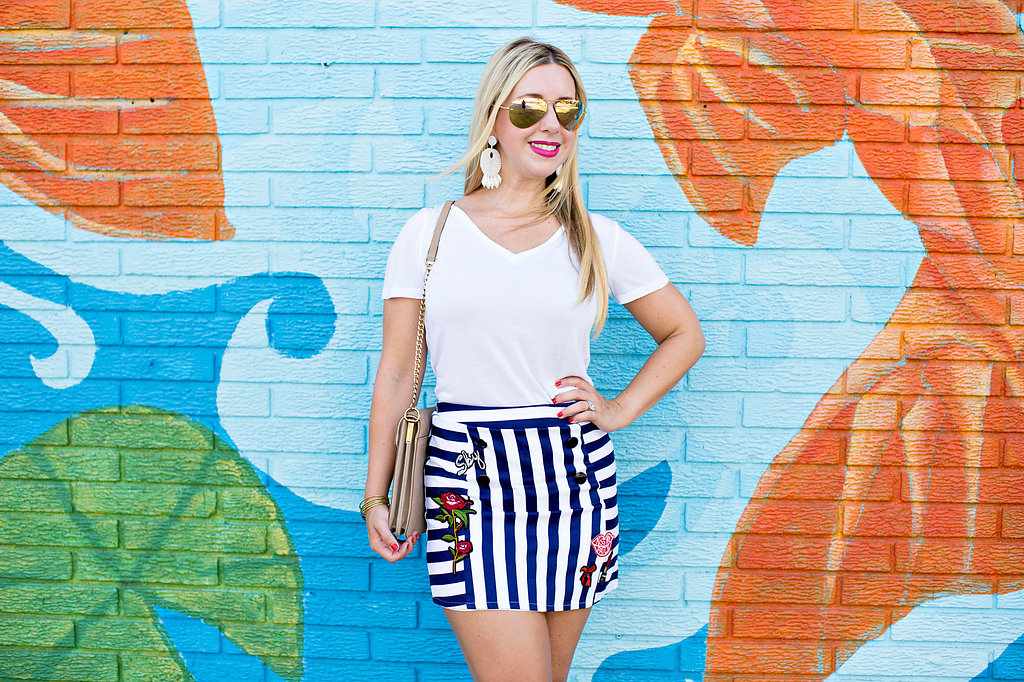 Nicole Kirk - Dallas Fashion Blogger - Patch trend
