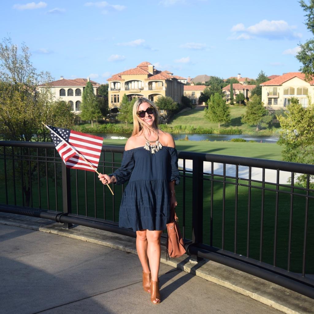 Nicole Kirk - Dallas Blogger - Free People