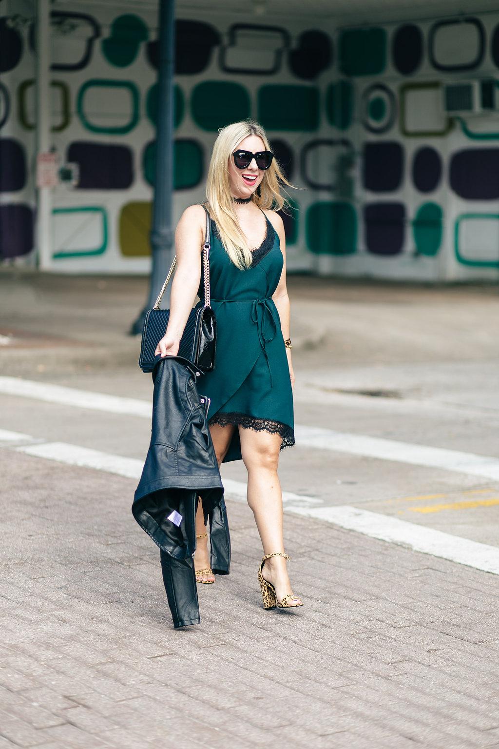 Fall Fashion | Slip Dress