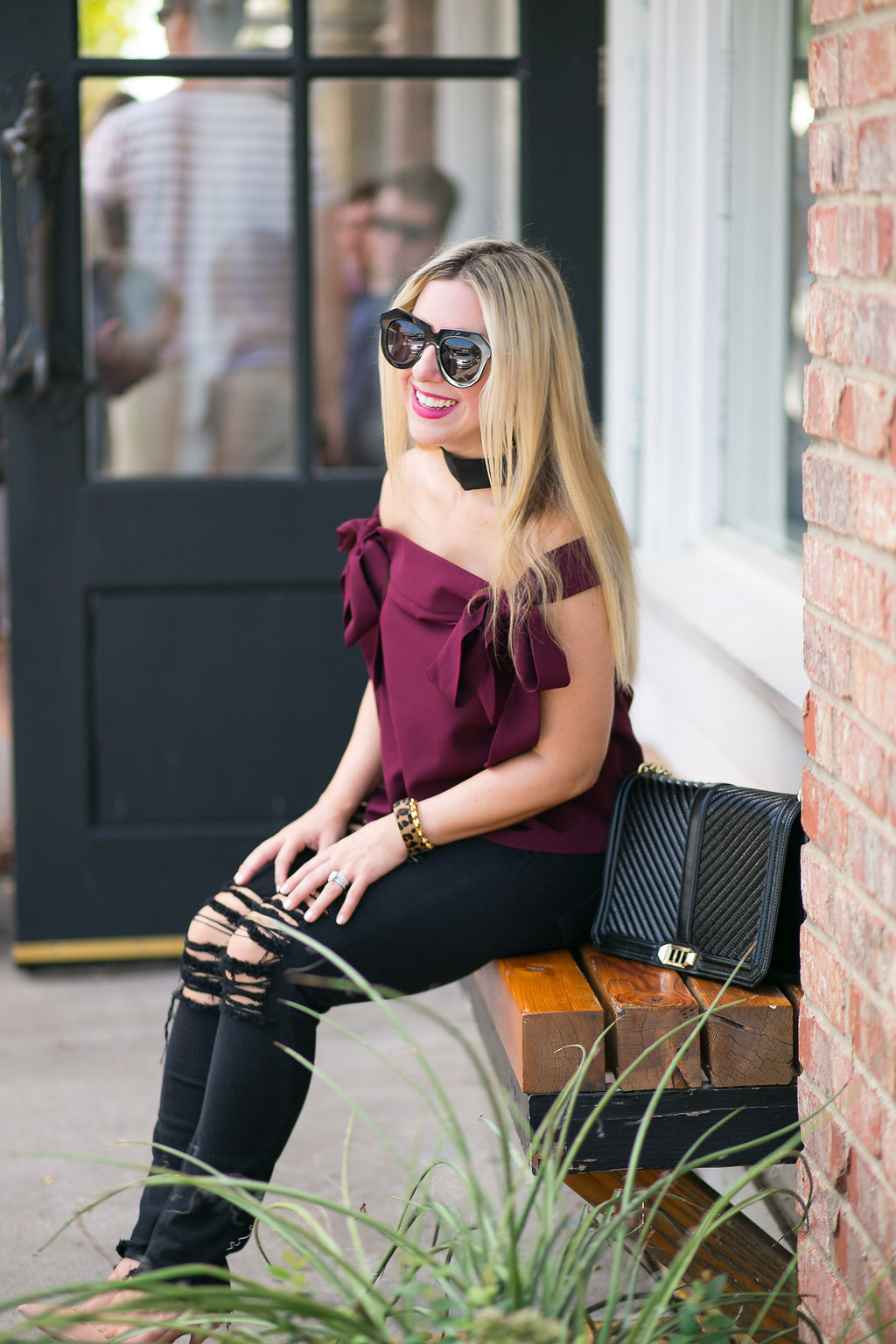 Off Shoulder Top | Fashion Blog