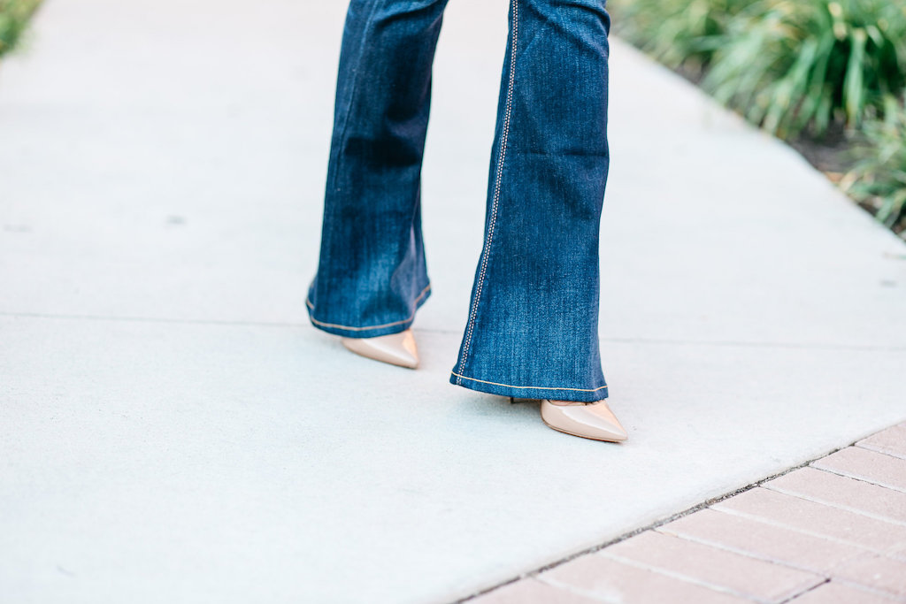 Flare Jeans | Express| Fashion