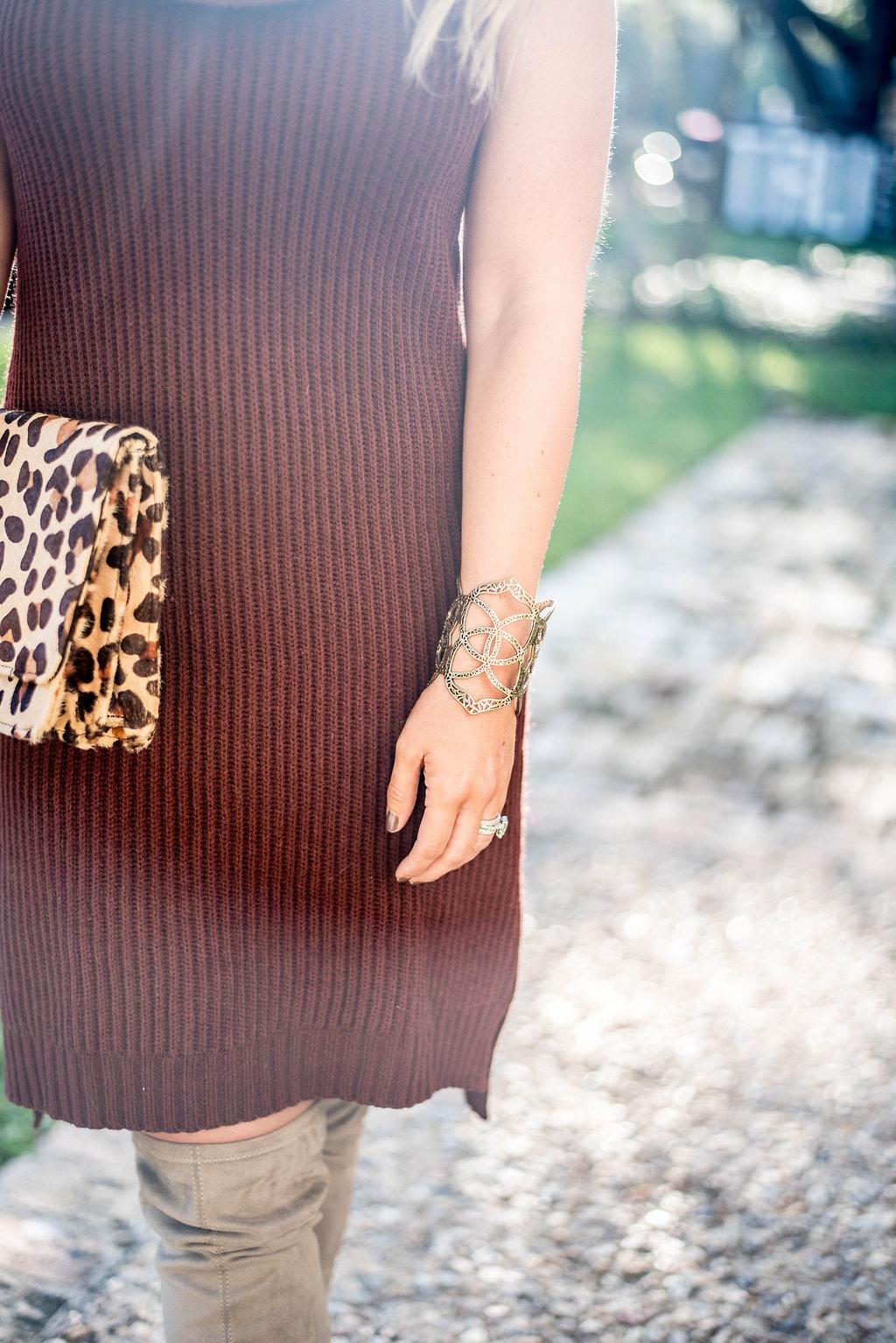 Brandy | Leopard Print