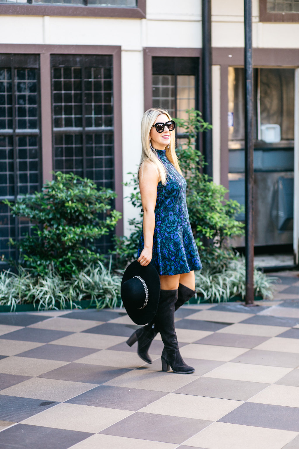 Boho Chic + OTK's| Dallas Fashion