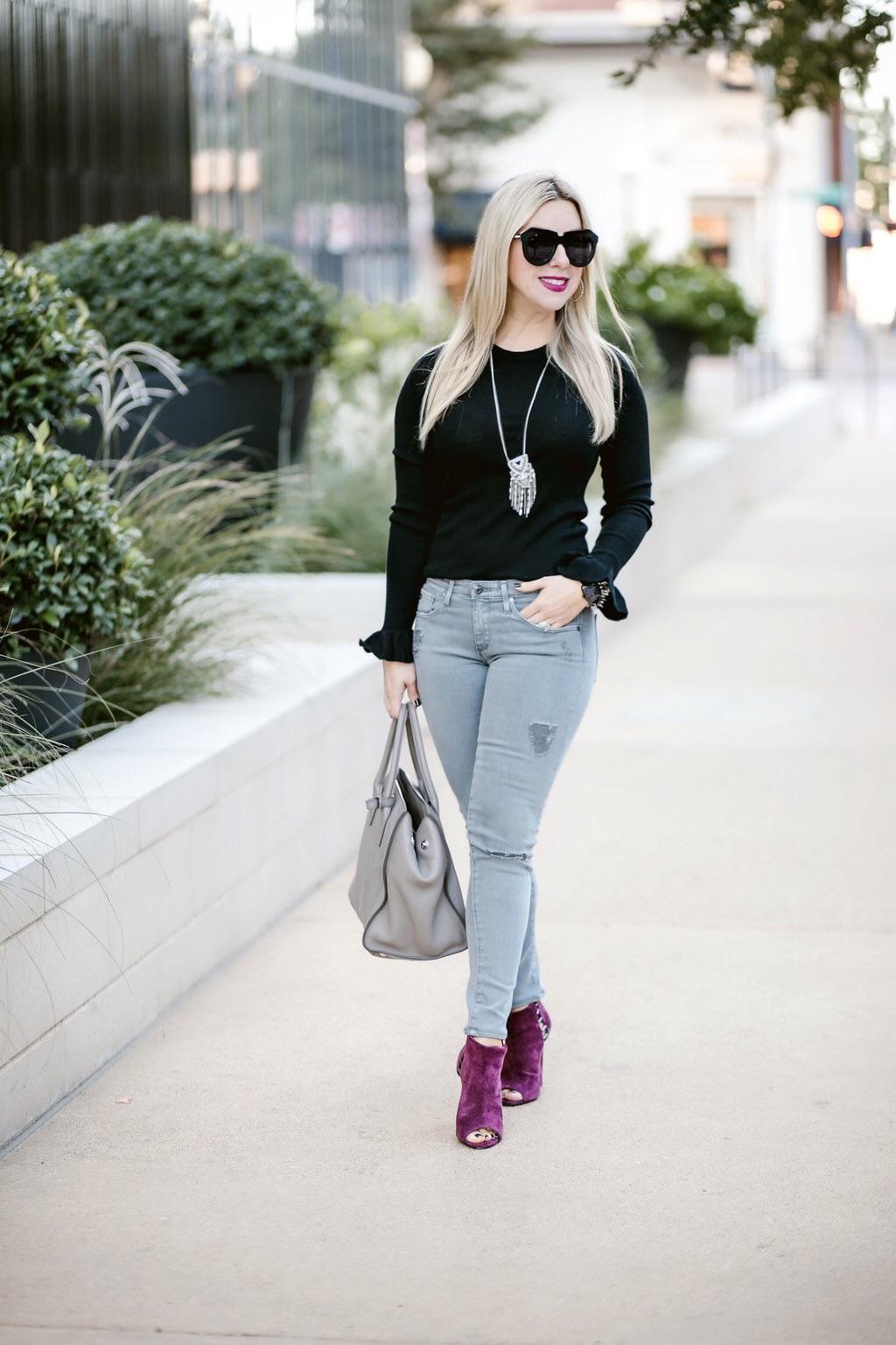 Dallas Fashion Blogger | Nicole Kirk