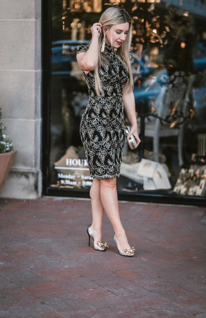 Dallas | Holiday Dress