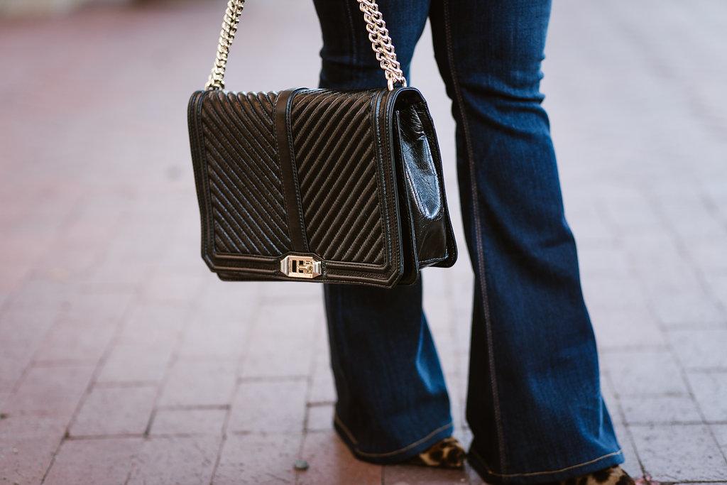 The Darling Petite Diva | Nicole Kirk | Blogger | Flare Jeans