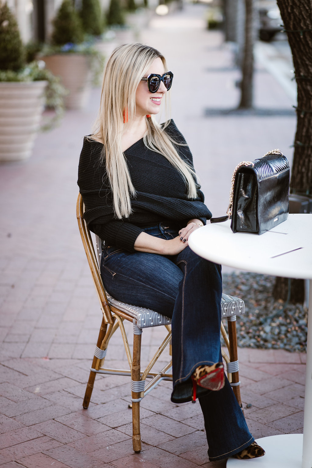 Dallas Blogger | Winter Fashion| Knit Sweater
