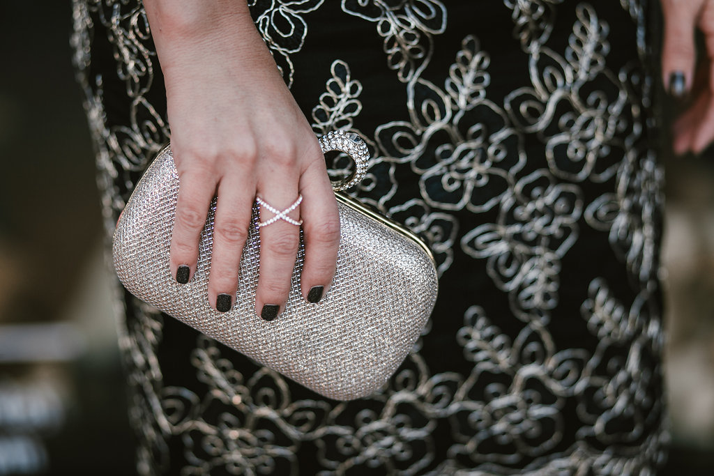 Sparkle Clutch | The Darling Petite Diva