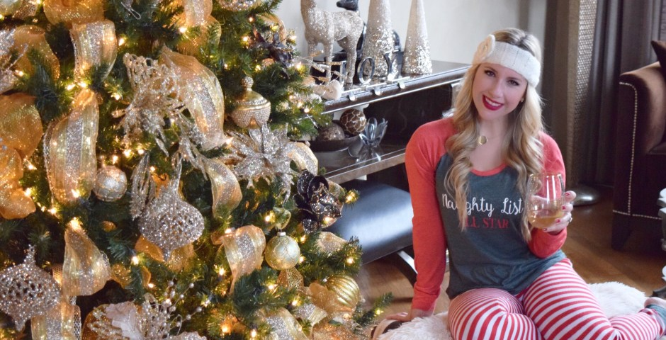 Christmas PJ's | The Darling Petite Diva