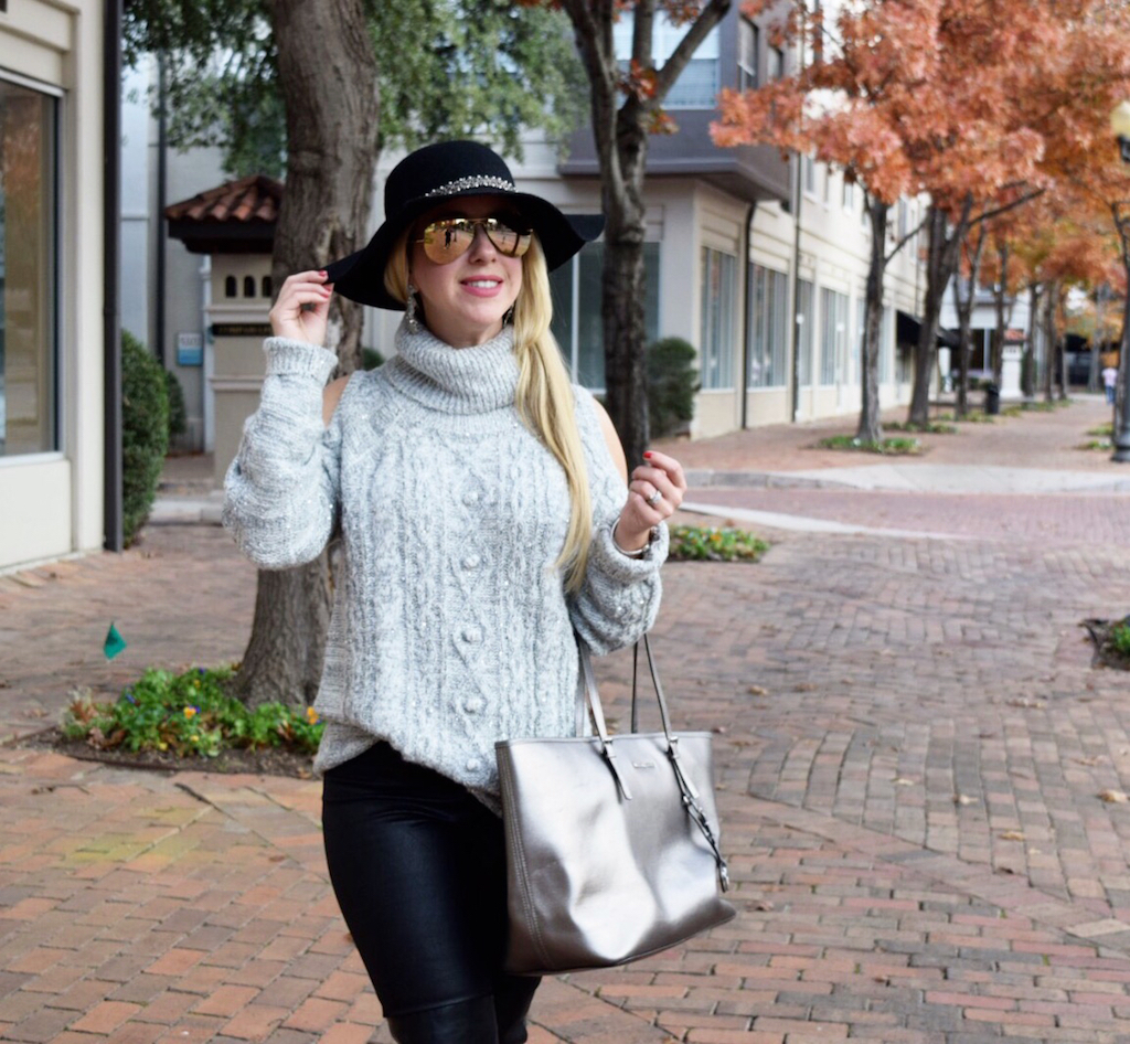 Sequin Sweater | The Darling Petite Diva