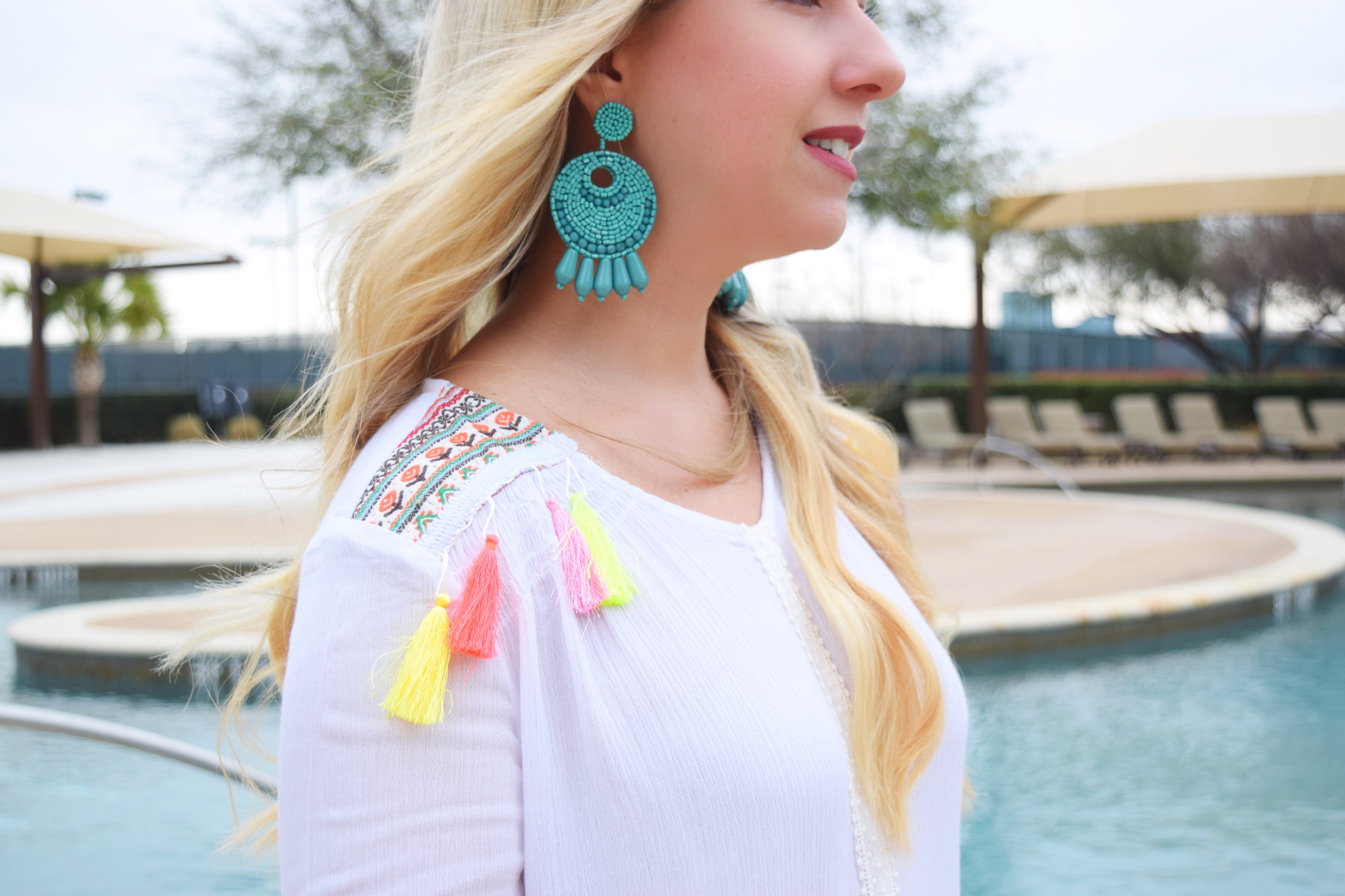 Spring Break Cover-Up's | The Darling Petite Diva | Nicole Kirk