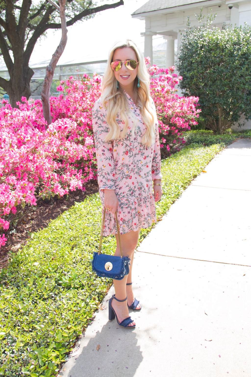 5 Floral Dresses For Spring | The Darling Petite Diva Blog | Nicole Kirk
