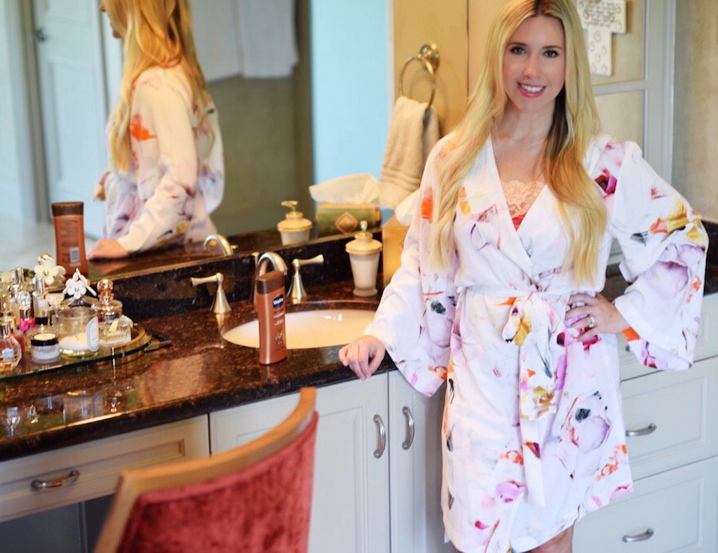 5 Floral Robes For Spring | The Darling Petite Diva