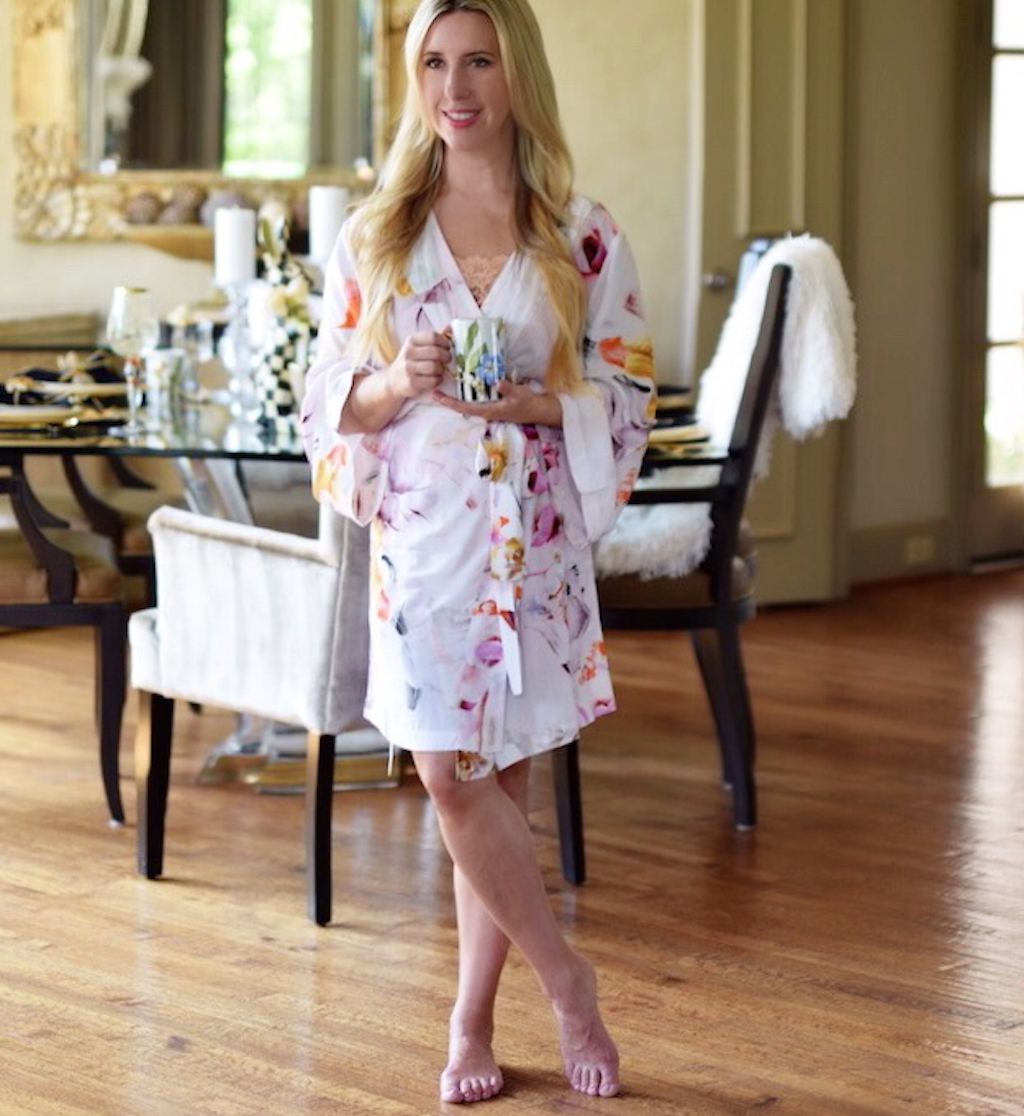 5 Floral Robes For Spring   The Darling Petite Diva