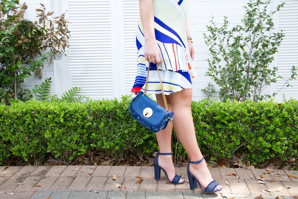 Summer Stripes | The Darling Petite Diva | Nicole Kirk