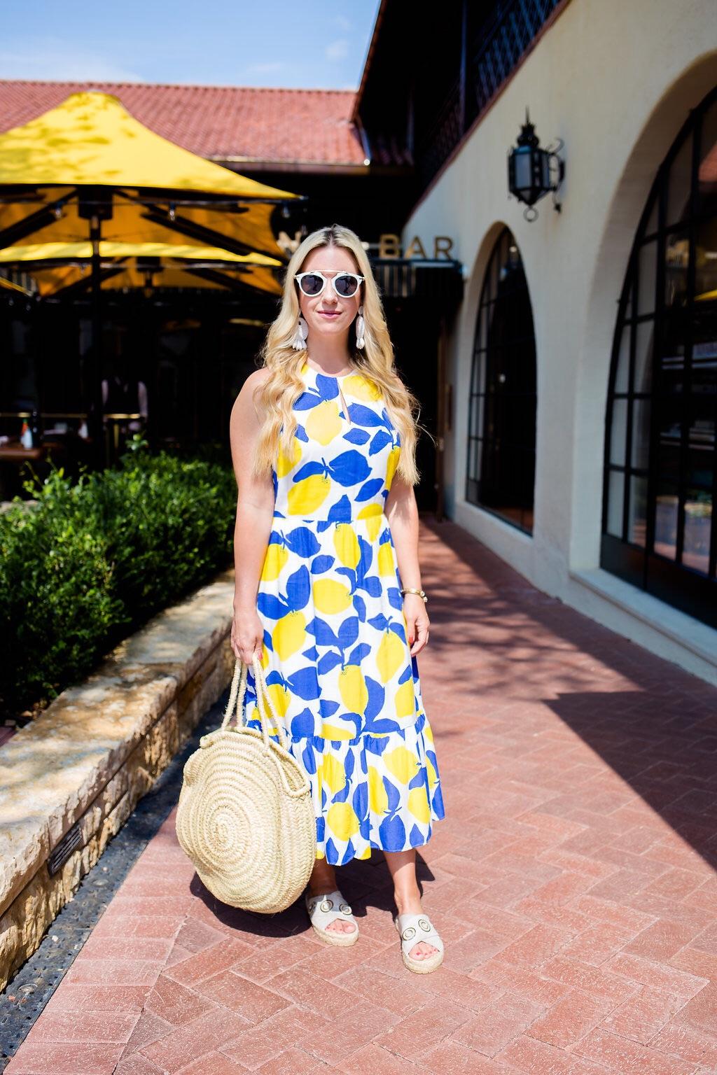 Summertime Stroll | The Darling Petite Diva | Blog | Nicole Kirk