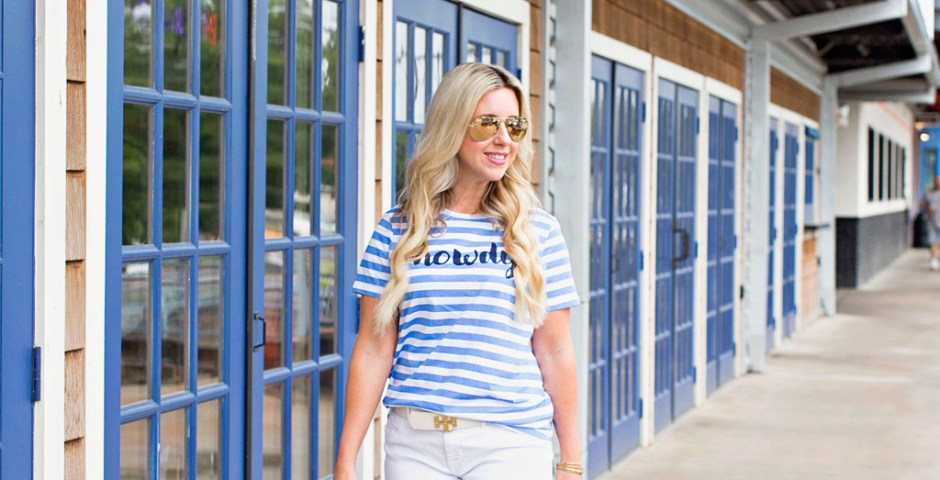 Welcoming Draper James To Nordstrom, Howdy Y'all! | The Darling Petite Diva | Dallas | Fashion Blog