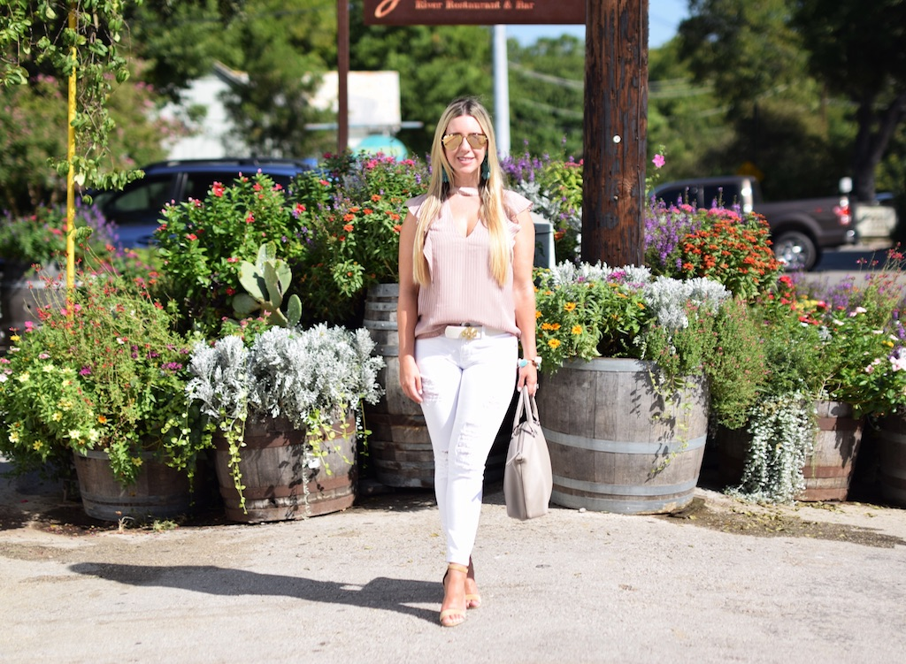 Summer Neutrals In Gruene