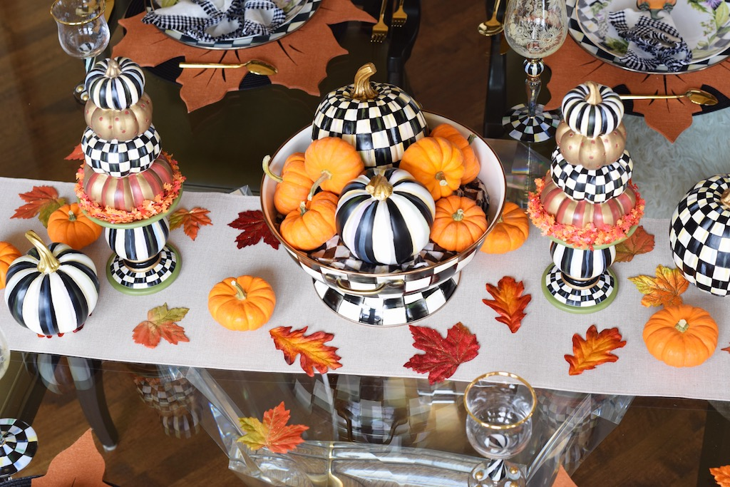 Fall Tablescape Ideas With MacKenzie-Childs