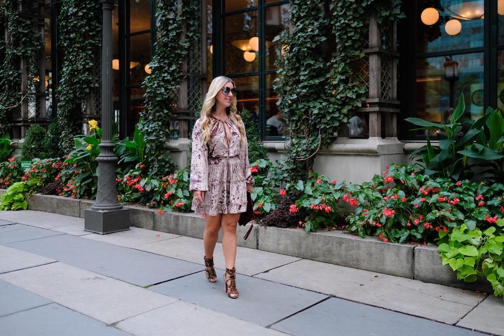 Velvet Crush | New York Fashion Week | The Darling Petite Diva | Nicole Kirk