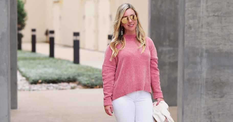Chenille Sweater | The Darling Petite Diva