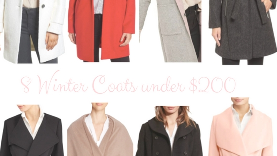 8 Winter Coats Under $200