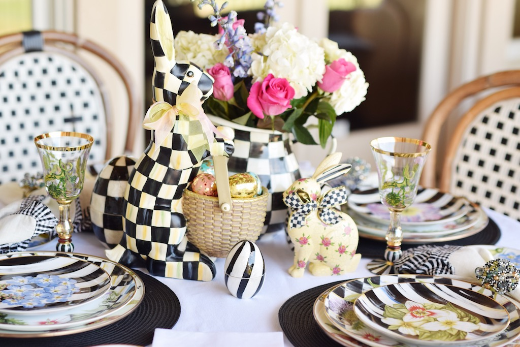 Easter Decor With MacKenzie-Childs | The Darling Petite Diva