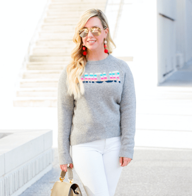 Amour | Winter Look | The Darling Petite Diva