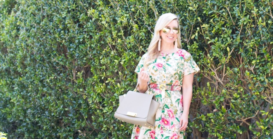 7 Floral Dress For Spring   The Darling Petite Diva