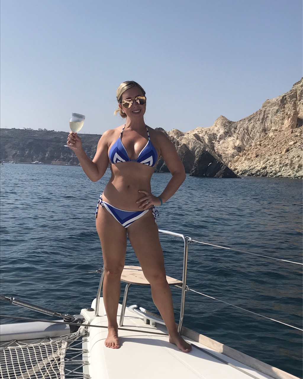 Santorini | Travel Blog | The Darling Petite Diva