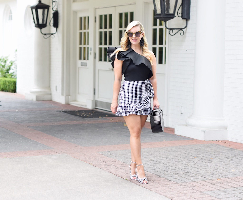 Gingham Skirt | The Darling Petite Diva